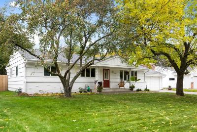 Edina MN Single Family Home For Sale: $449,900