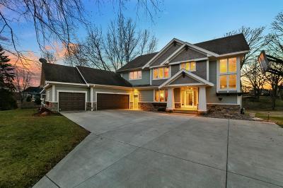 Minnetonka Single Family Home For Sale: 11698 Cedar Pass