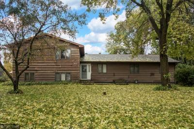 Lino Lakes Single Family Home For Sale: 8011 Elbe Street