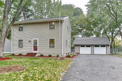 Blaine Single Family Home For Sale: 42 105th Avenue NE