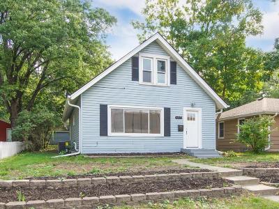 Edina Single Family Home For Sale: 407 Washington Avenue S