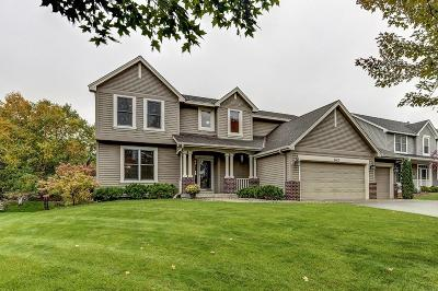 Wayzata, Plymouth Single Family Home For Sale: 3465 Olive Lane N
