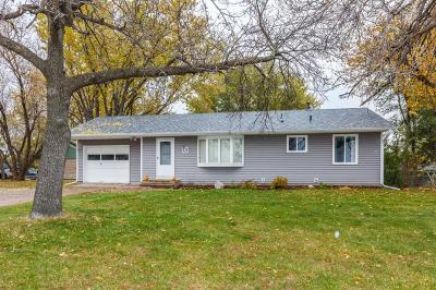 Coon Rapids Single Family Home For Sale: 11209 Crooked Lake Boulevard NW