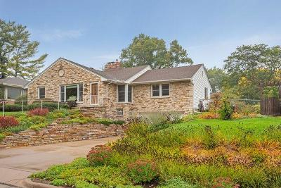 Edina Single Family Home For Sale: 5232 Hollywood Road