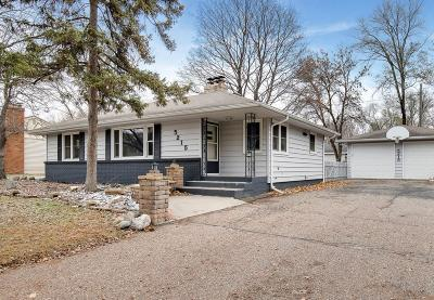 Minnetonka Single Family Home For Sale: 5215 Crestwood Drive