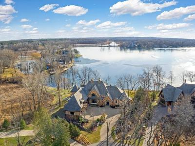 Wayzata MN Single Family Home For Sale: $5,995,000