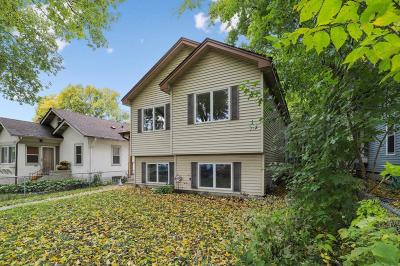 Minneapolis MN Single Family Home Contingent: $290,000