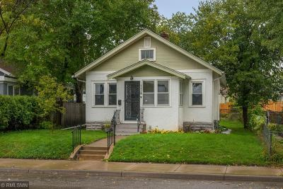 Minneapolis Single Family Home For Sale: 4032 4th Avenue S