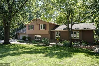 Minnetonka Single Family Home For Sale: 4763 Coventry Road E