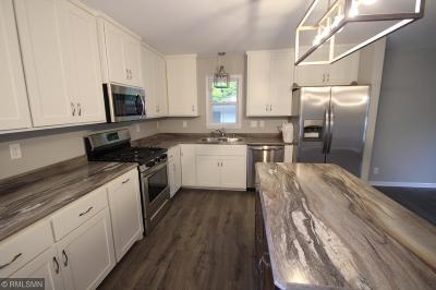 Fridley Single Family Home Contingent: 670 Glencoe Street NE