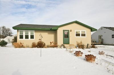 Single Family Home For Sale: 1509 13th Street E