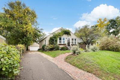 Minneapolis MN Single Family Home For Sale: $315,000