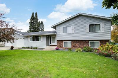 Prescott Single Family Home For Sale: 110 Court Street N