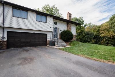 Eagan MN Condo/Townhouse For Sale: $185,000