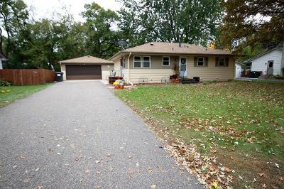 Blaine Single Family Home Contingent: 4856 105th Lane NE