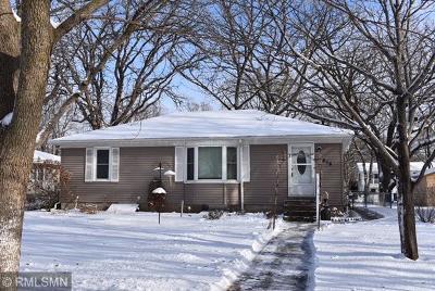 Saint Cloud Single Family Home For Sale: 816 8th Avenue SE