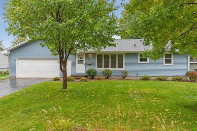 Fridley Single Family Home Contingent: 6330 Jackson Street NE