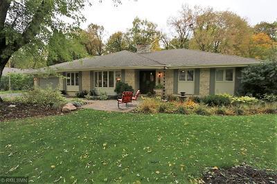 Wayzata, Plymouth Single Family Home For Sale: 1120 Urbandale Lane N