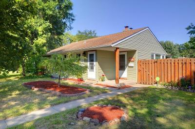 Minneapolis Single Family Home For Sale: 5937 Russell Avenue S