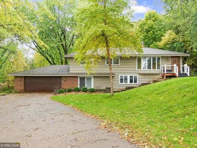 Eden Prairie Single Family Home For Sale: 15708 N Lund Road