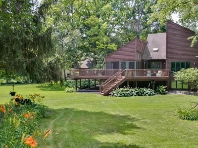 Wayzata, Plymouth Single Family Home For Sale: 16890 5th Avenue N