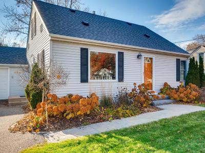 Minnetonka Single Family Home For Sale: 5036 Mayview Road