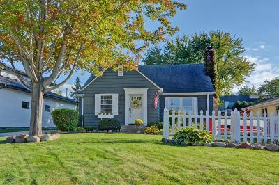 Edina Single Family Home For Sale: 4411 Morningside Road
