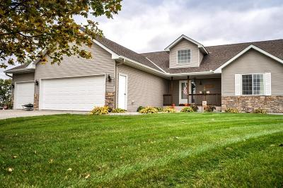 Howard Lake Single Family Home For Sale: 2032 Willow Court
