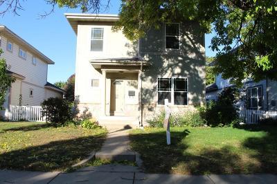 Minneapolis Single Family Home For Sale: 5239 Humboldt Avenue N