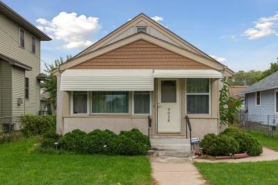 Minneapolis Single Family Home For Sale: 4038 Aldrich Avenue N