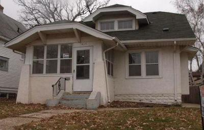 Minneapolis Single Family Home For Sale: 3439 Lyndale Avenue N