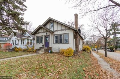 Minneapolis Single Family Home For Sale: 3259 Vincent Avenue N