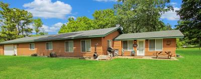 Aitkin Single Family Home For Sale: 44408 334th Lane