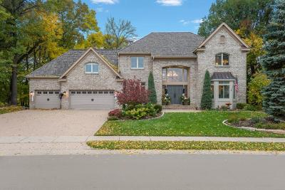 Eden Prairie Single Family Home For Sale: 14864 Boulder Pointe Road