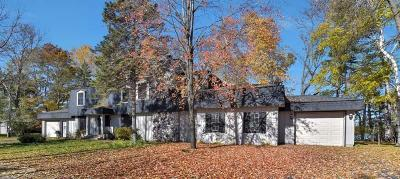 Single Family Home For Sale: 1112 Wienzel Point Road