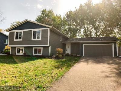 Eagan Single Family Home For Sale: 3846 Country Creek Way