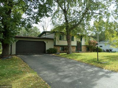 Brooklyn Park Single Family Home Contingent: 8032 Florida Avenue N