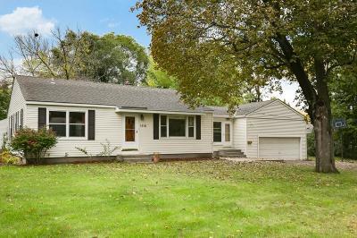 Anoka Single Family Home For Sale: 1116 7th Avenue