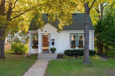 Single Family Home For Sale: 4716 Pillsbury Avenue S