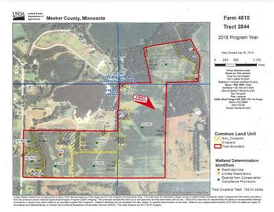 Meeker County Residential Lots & Land For Sale: Xxx Csah 11
