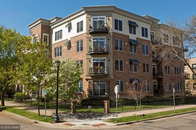 Minneapolis Condo/Townhouse For Sale: 1800 Clinton Avenue #306