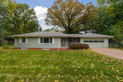 Fridley Single Family Home For Sale: 501 Ely Street NE