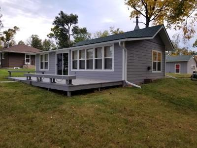 Brainerd Single Family Home For Sale: 5868 Ojibwa Road