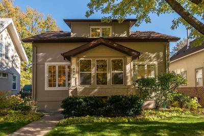 Minneapolis Single Family Home For Sale: 4853 Washburn Avenue S
