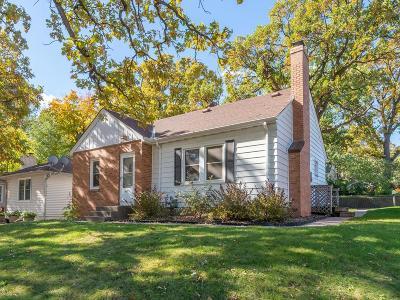 Single Family Home For Sale: 620 Texas Avenue N
