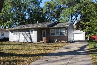 Willmar MN Single Family Home For Sale: $129,900
