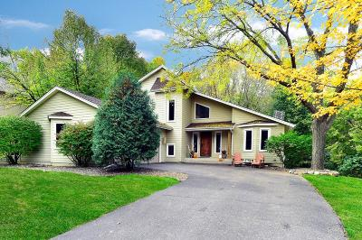 Plymouth Single Family Home For Sale: 3525 Rosewood Lane N