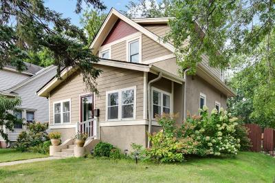 Minneapolis Single Family Home For Sale: 4400 45th Avenue S