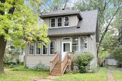 Saint Paul Single Family Home For Sale: 1290 Englewood Avenue