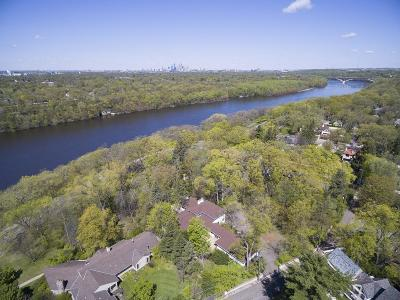 Saint Paul Residential Lots & Land For Sale: 290 Mississippi River Boulevard S